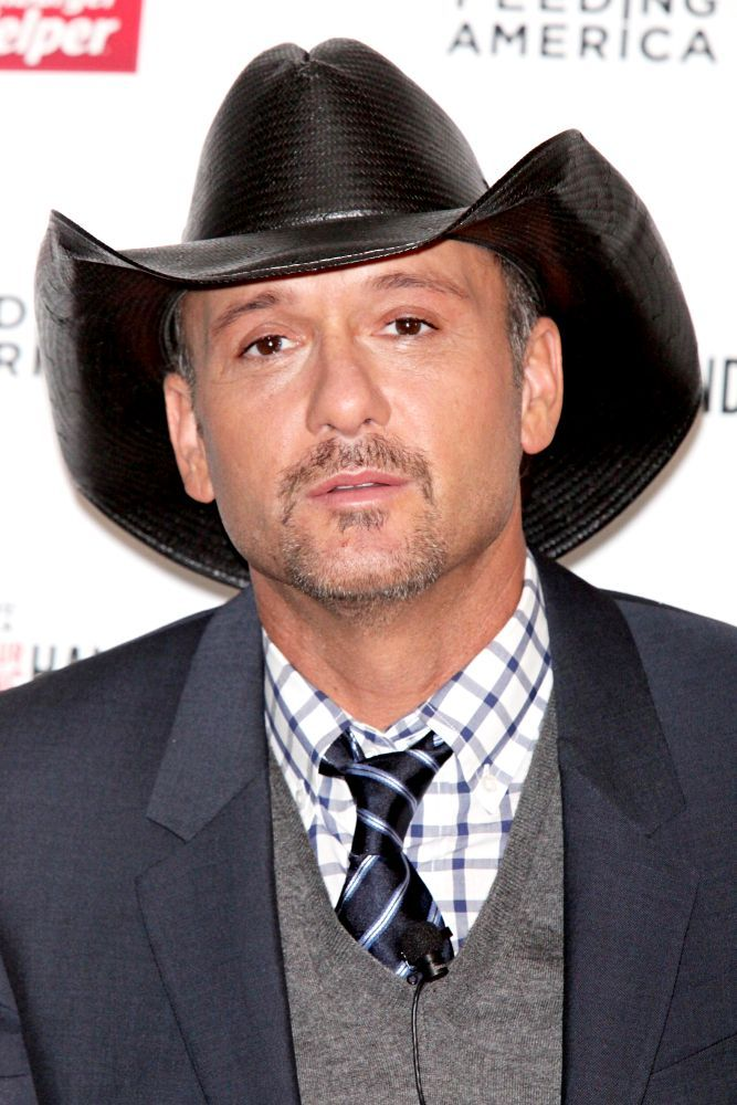 Tim McGraw | Tim McGraw Joins Feeding America Campaign
