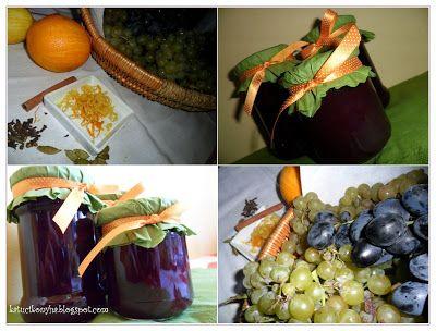 Katucikonyha: Fűszeres szőlődzsem