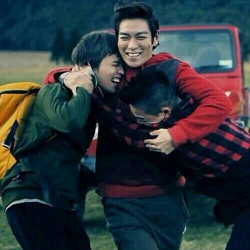 GD, TOP and Taeyang LOOK HOW HAPPY THEY LOOK!!
