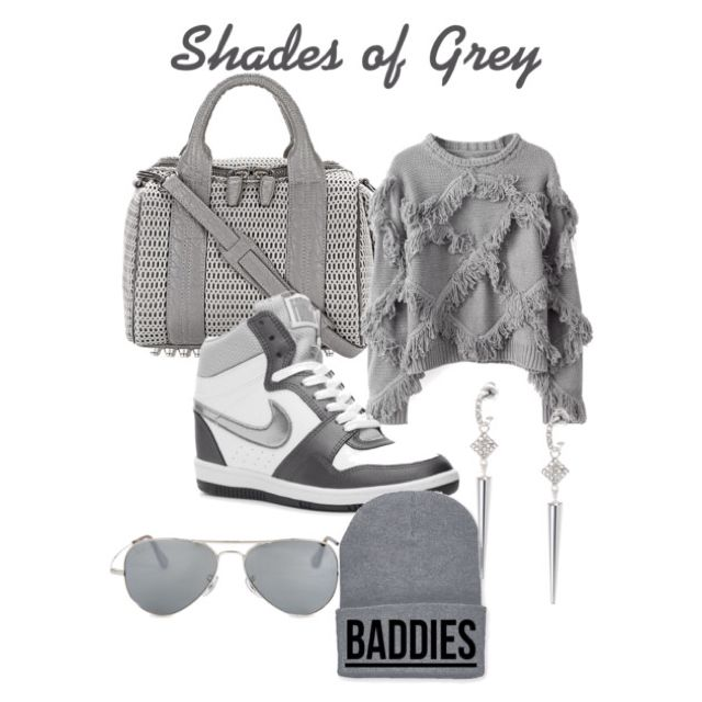 Shades of grey.....