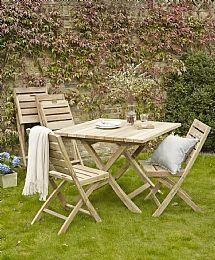Jepara Folding Dining Table