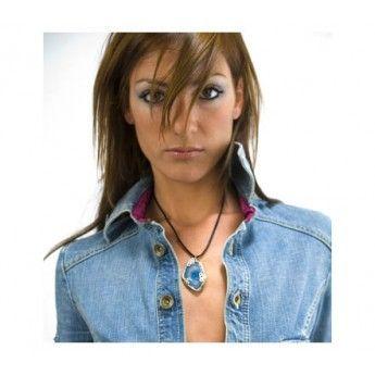 Collar Silvia Llorente Colgante Agata http://www.tutunca.es/collares-silvia-llorente-agata#