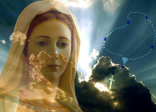 """Mary, Queen of heaven and earth 