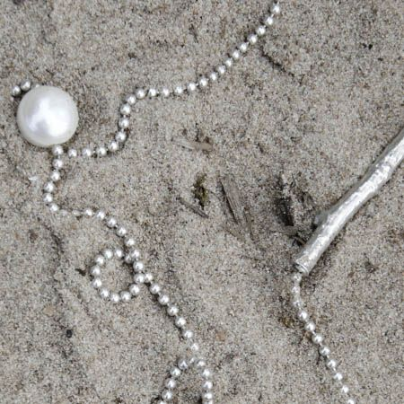 """on the beach""  a WURMA jewellery collection"