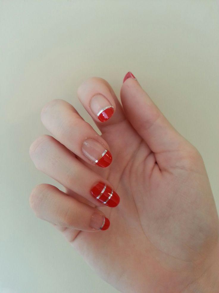25  best ideas about korean nails on pinterest