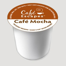 Add some Carmel Macchiato flavored creamer and pour over ice....well enough said!