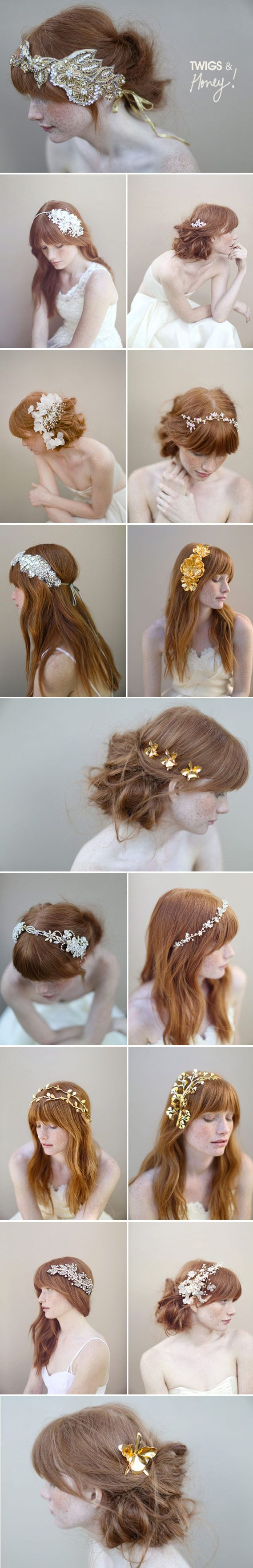 Br Bridal Headpieces Twigs And Honey - A arte de ashley longshore hair brainedbridal headpieceswedding