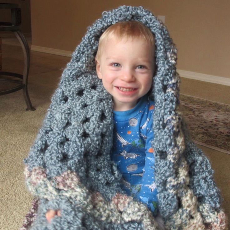 Blankets from Maddie and Me crochet