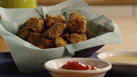 Baked Chicken Nuggets Allrecipes.com