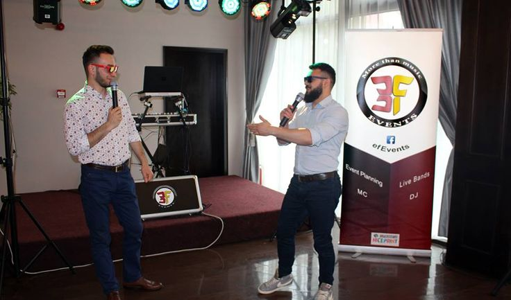 efEvents Brasov  MoreThanMusic  MC Eduard Dodoi Filip George