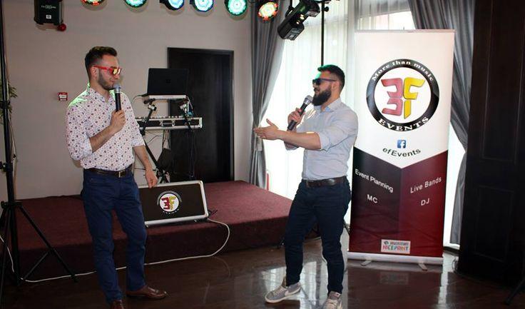 Prieteni inainte de toate! efevents Brasov   MoreThanMusic  MC Eduard Dodoi  Filip George