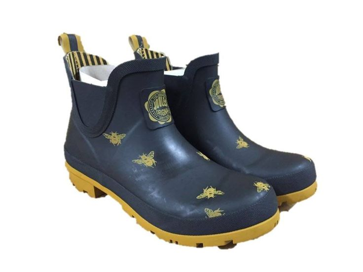Joules Wellibob Womens Short Welly - Spring Summer 2016 #Joules #AnkleWelly