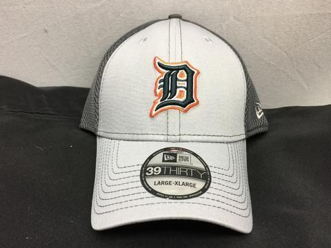 MLB Detroit Tigers Men's Grayed Out Neo Flex Hat