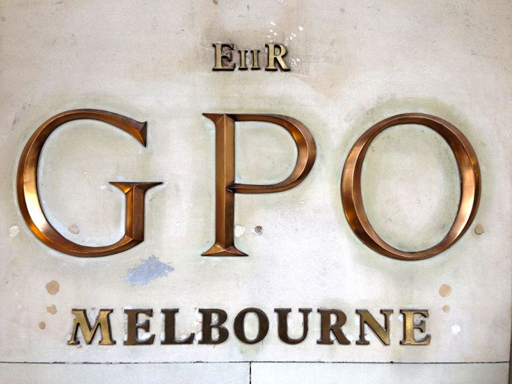 GPO on Bourke St, Melbourne #melbourne #misslicko #happytypings #fionahudson