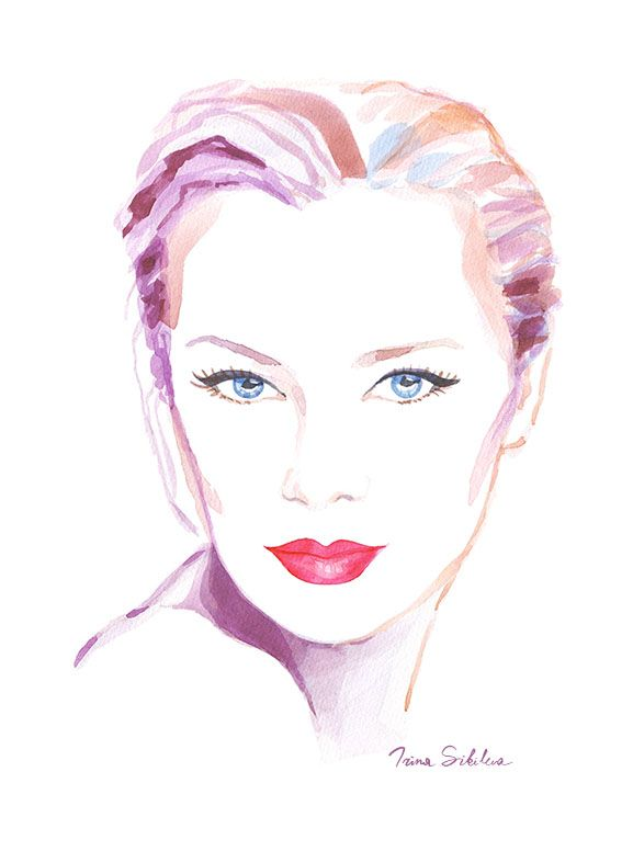 Beauty illustration of Clarins, by Irina Sibileva Illustration, Portrait couple, Couple Drawing, Couple Painting from Photo, Anniversary Gifts #customillustration #custom #illustration #drawing #watercolor #painting #familypainting #familyportrait #customfamilyportrait #familyillustration #customfamilyillustration #customwatercolor #customportrait #couple #coupleportrait #coupleillustration #coupledrawing #anniversary #LakeComo #IrinaSibileva #YourPortraitbyIrina #IrinaIllustration