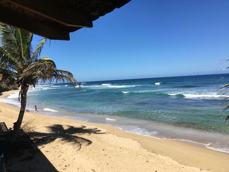 Sunday at Jobos Beach Isabela PR