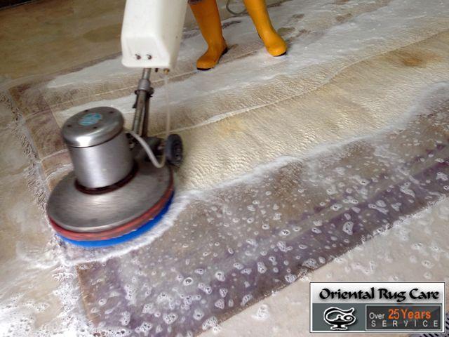 Special Method of Rug Restoration Services