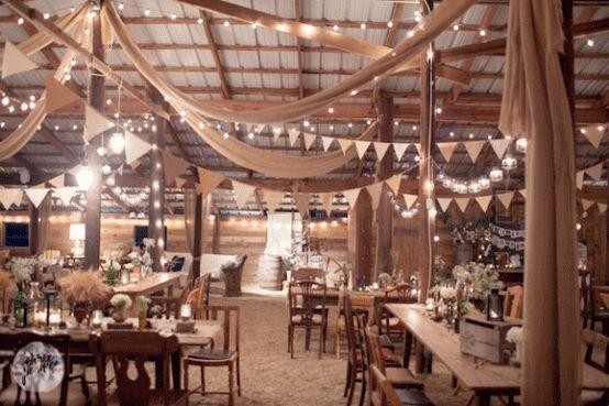 Southern Vintage rentals at a rustic wedding at Vinewood Estates- Three Pennies Photography
