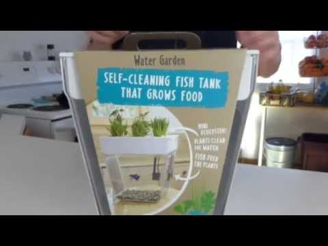 ▶ Back To The Roots AquaFarm. Unboxing, Demo and Review! - YouTube