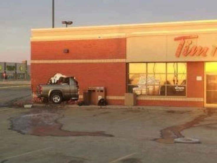 crazy canucks and their tim hortons hahaha. Taber, Alberta 10a.m on March 8