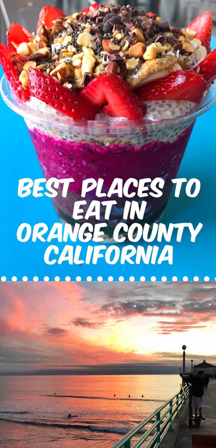 Best Places to Eat in Orange County. The most popular restaurants, food, and dessert in California. www.modernhoney.com. Highest rated places to eat in Orange County California.