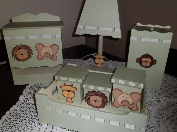 Kit bebê http://www.elo7.com.br/kit-higiene-bebe/dp/375476