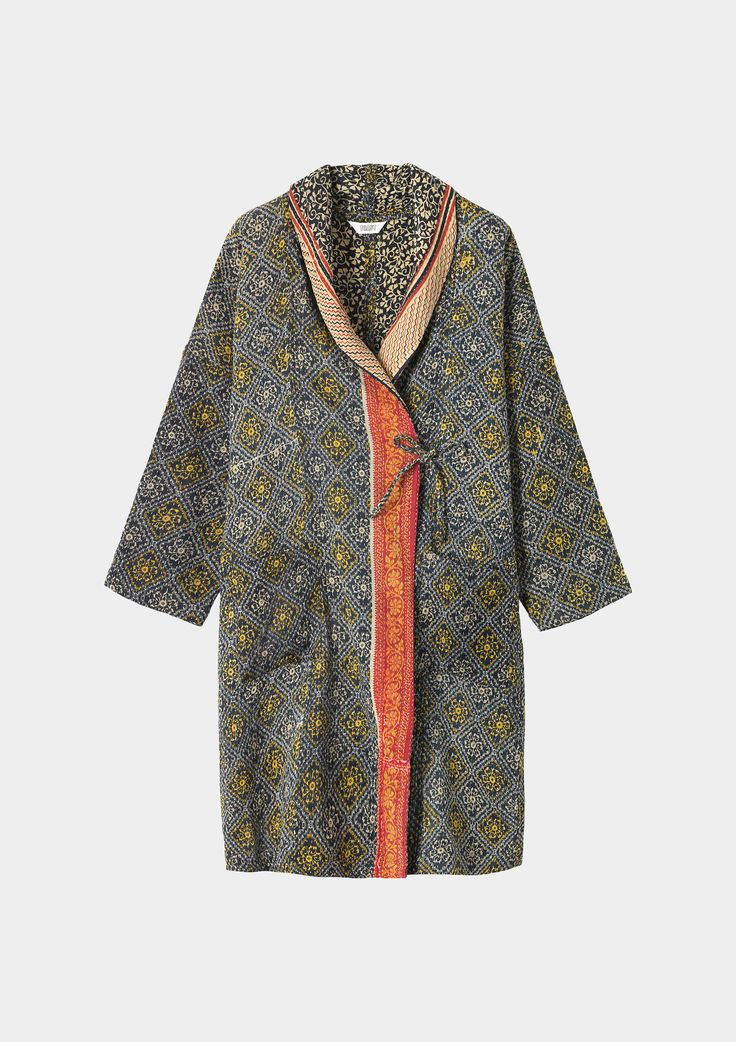 KANTHA GOWN by TOAST www.toast.co.uk