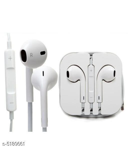 Modern Unique Solid Wired Earphone Vol Iphone Headphones Iphone Earbuds Ipod Headphones