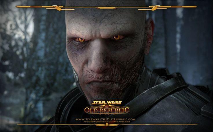 Star Wars The Old Republic Sith HD Wallpaper