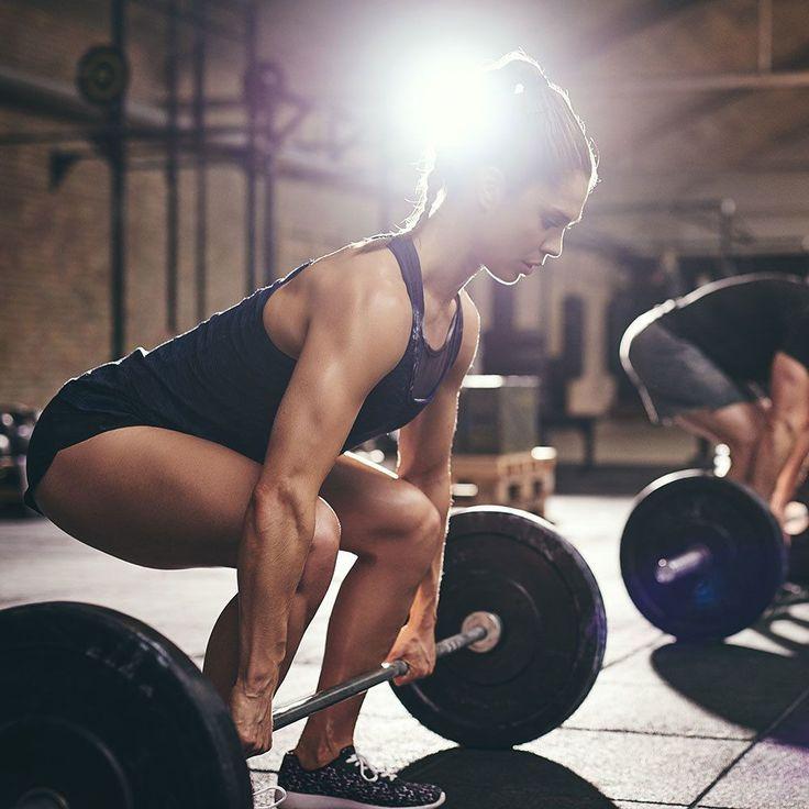 The Best Lower-Body Deadlift Workout for Women