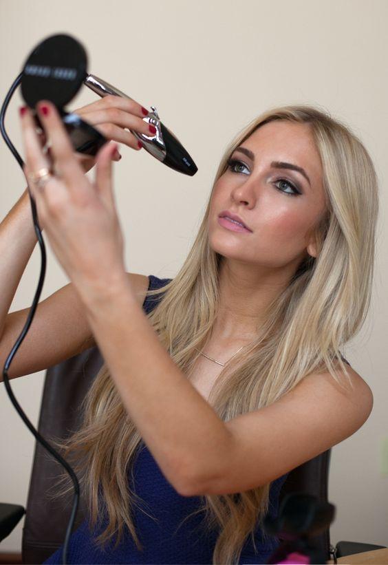 Airbrush makeup system