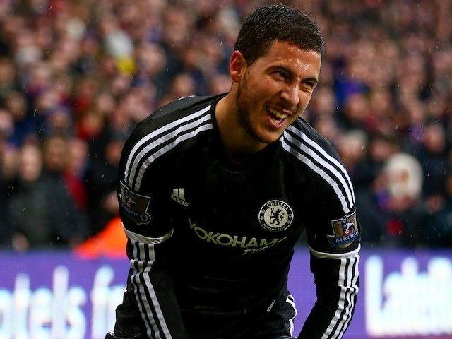 Chelsea, Belgium star Eden Hazard faces four-week layoff with hip injury