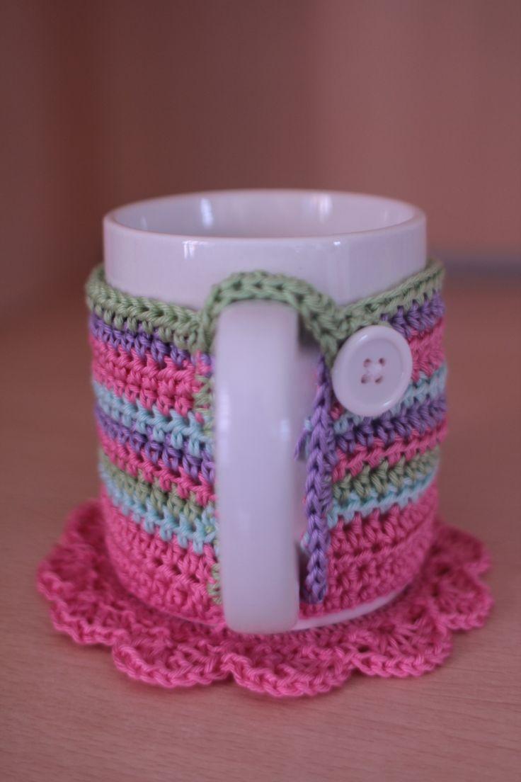 copri tazza in cotone