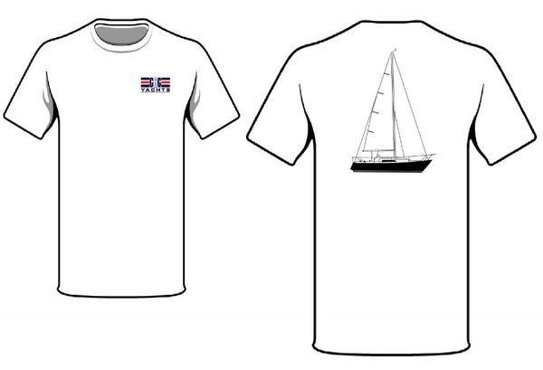 Catalina 26 Capri T-Shirts