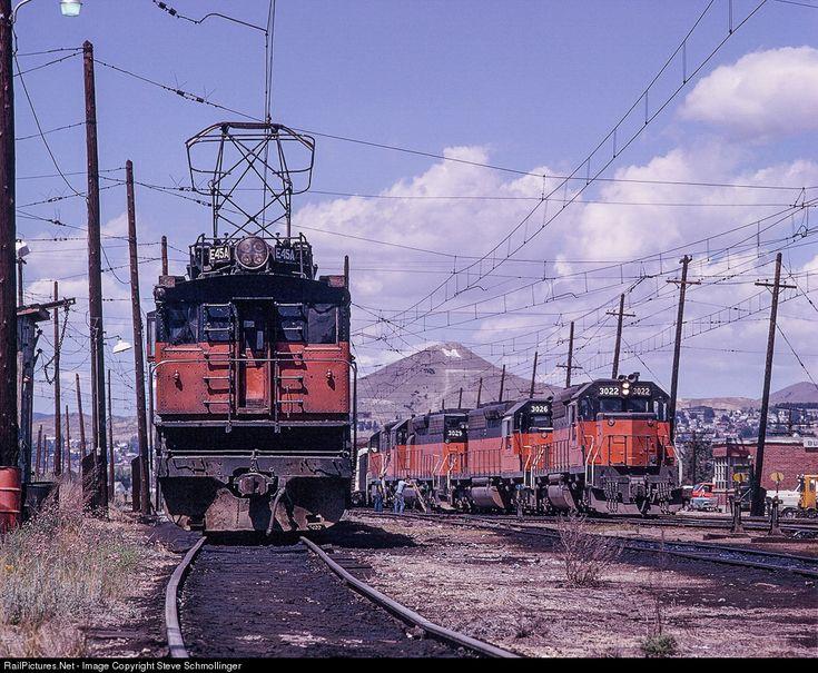 Plus de 1000 id es propos de trains electric sur for Railpictures