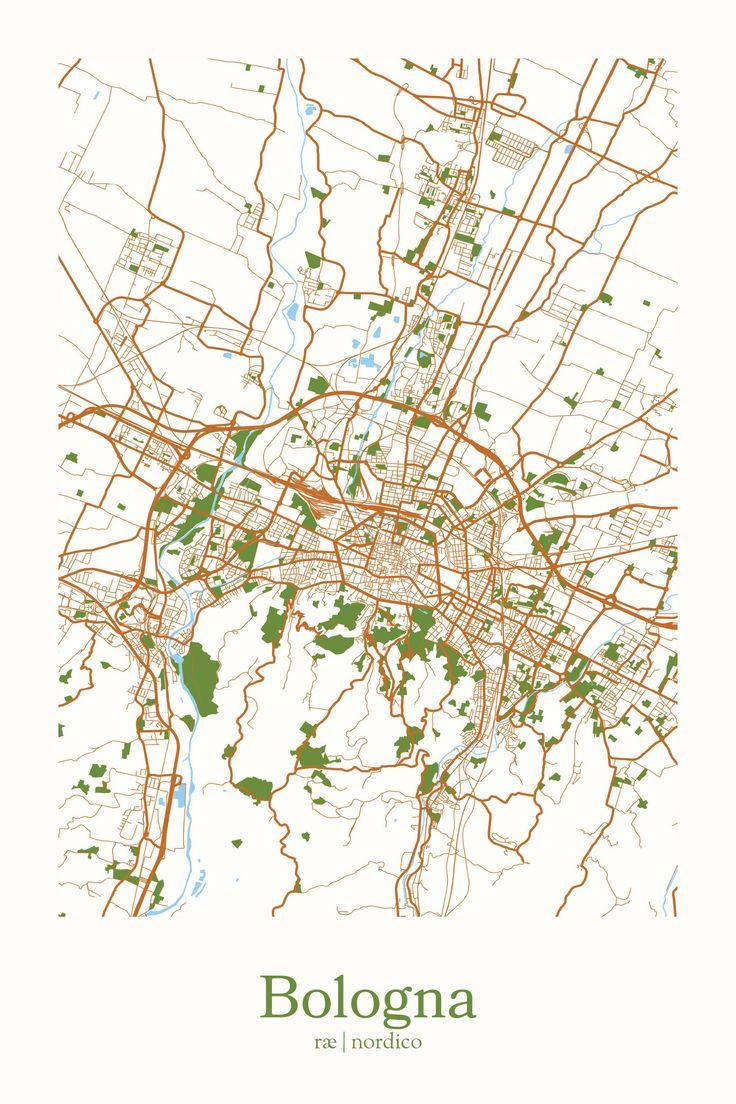 fintyre bologna map - photo#18