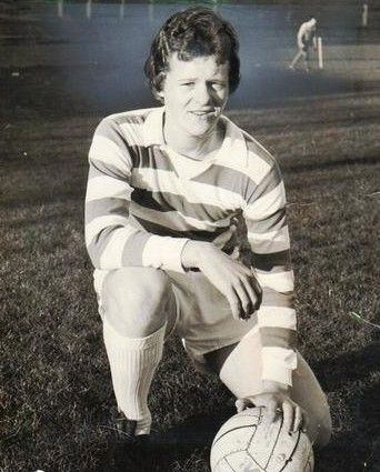 Andy Ritchie of Celtic.