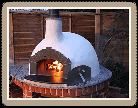 Primo | Wood Burning Pizza Oven | The Stone Bake Oven Company