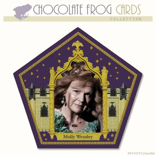 50 Best Chocolate Frog Cards Images On Pinterest World Diy And