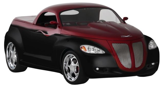 PT Cruiser Custom that actually looks good. - Page 2