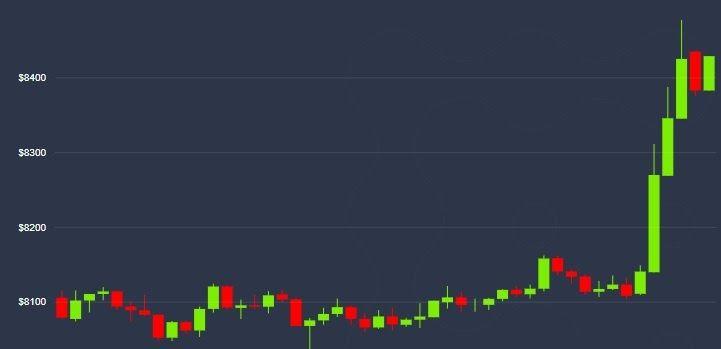 Bitcoin Cash To The Moon în ?