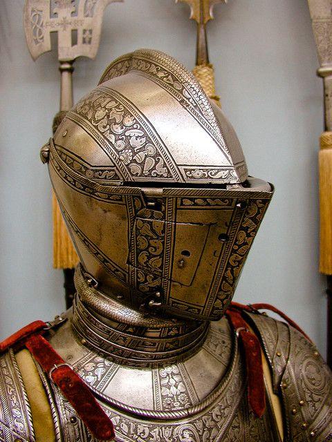 BM199 Ceremonial Plate Armor by listentoreason, via Flickr