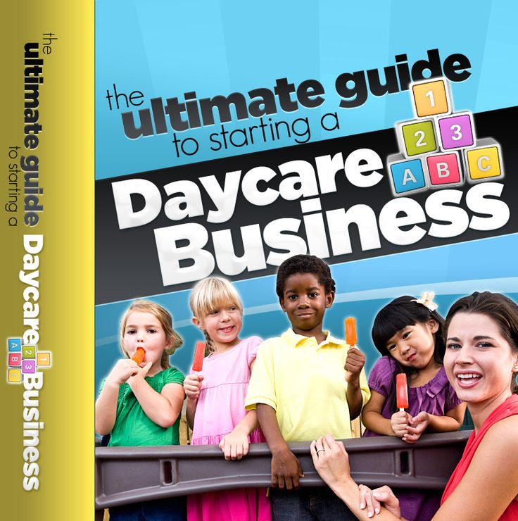 Starting a daycare business plan