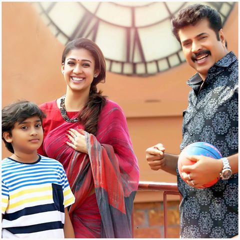 Bhaskar The Rascal Stills Sanoop, Nayantara and Mammootty