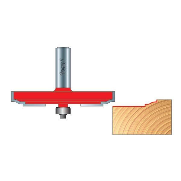 Buy Freud 99-460 Brick Molding Router Bit at Woodcraft.com