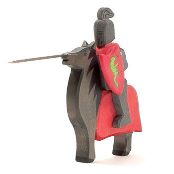 Ostheimer Figures Toy Knights and Castles -- they're very expensive but so wonderful!