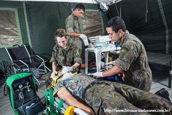 Inscrições para Concurso de Oficiais Médicos da FAB terminam hoje - Forças Armadas I Marinha I Exército I Aeronáutica I Defesa Nacional