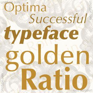 Optima® Familia tipográfica | Linotype.com