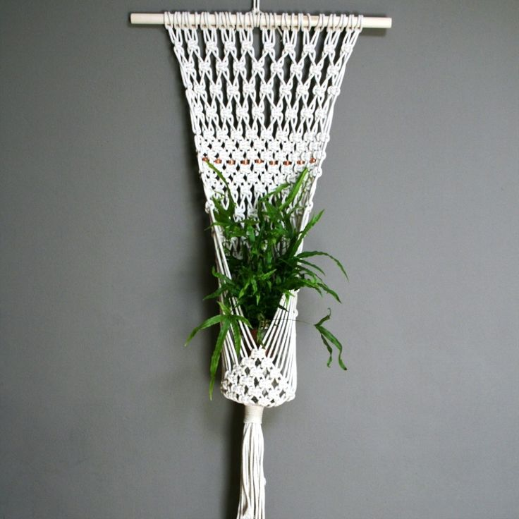 Plant Hanger Diy Most Readers Come From :macrame plant hanger patterns