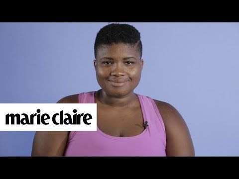 Jessamyn Stanley: Why Are You Afraid of Fat People? | Marie Claire - YouTube